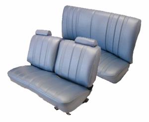 chevrolet malibu seat covers 1978 1980 no center arm rest. Black Bedroom Furniture Sets. Home Design Ideas