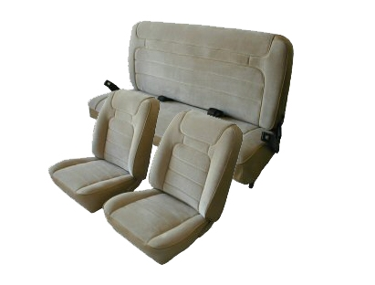 FORD TRUCK - Seat Covers (1978-1979 BRONCO)