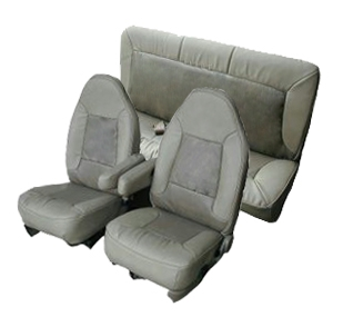 Ford Truck Seat Covers 1992 1996 Bronco